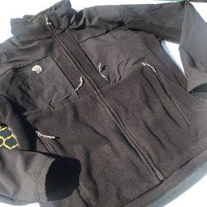 Mountain HardweAr Fleece Zip Up Jacket